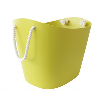 Aufbewahrungskorb Balcolore | Lime Grün