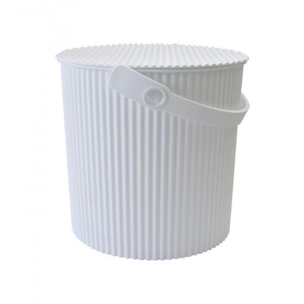 Aufbewahrungskorb Omnioutil | Weiß-Mini