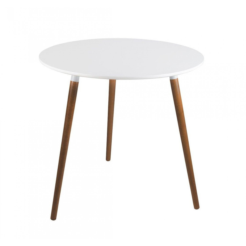 Table Diamond Paint 40 cm | White