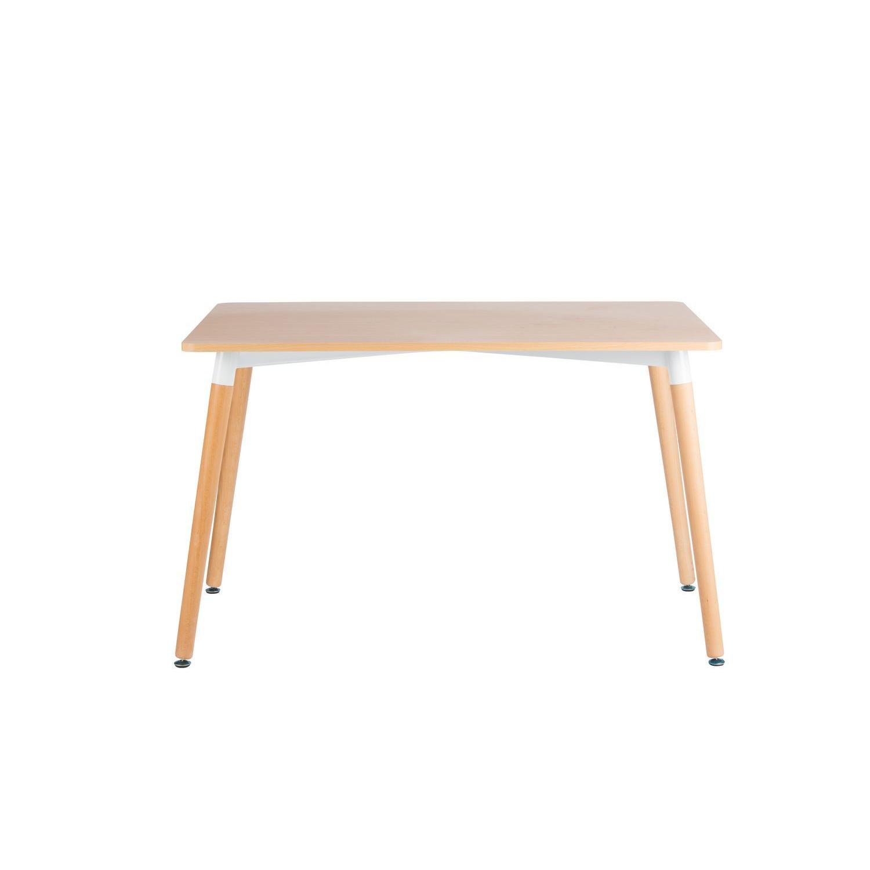 Tisch Diamant PVC 120 cm | Weiß