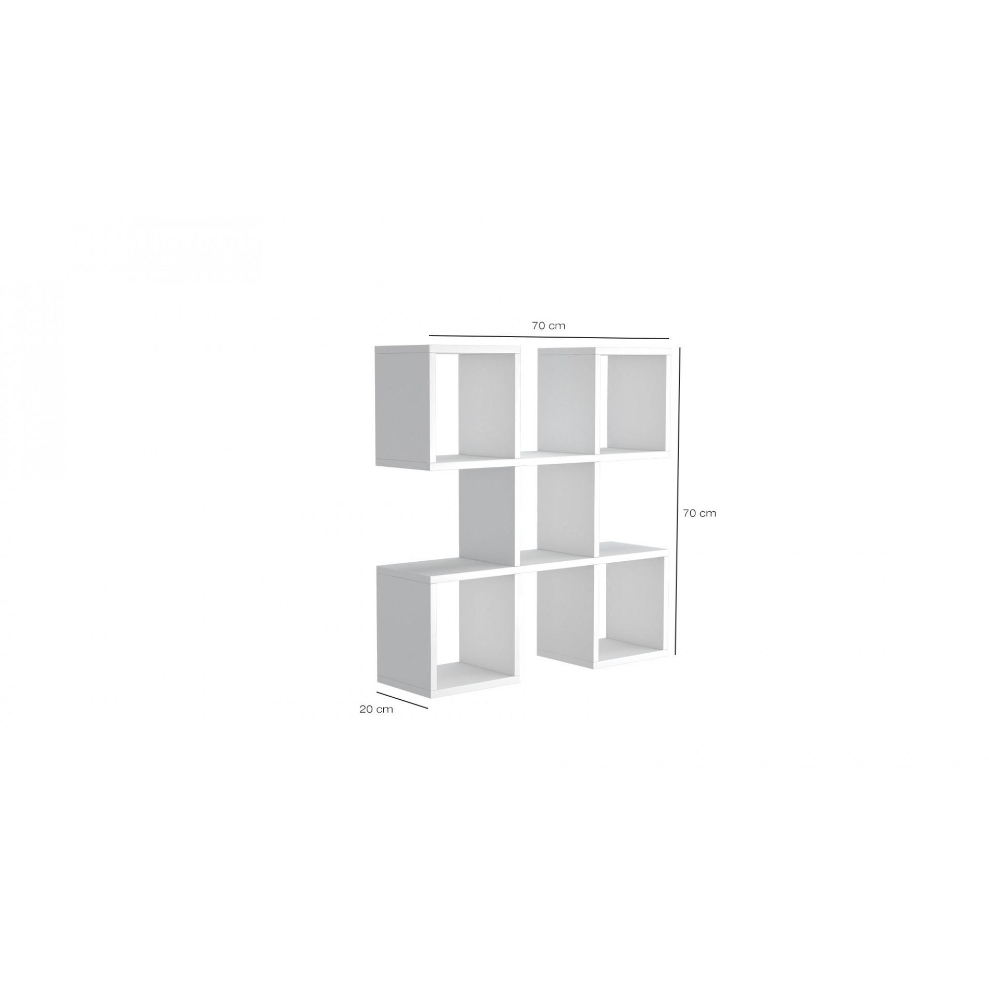 Shelf Spider   White