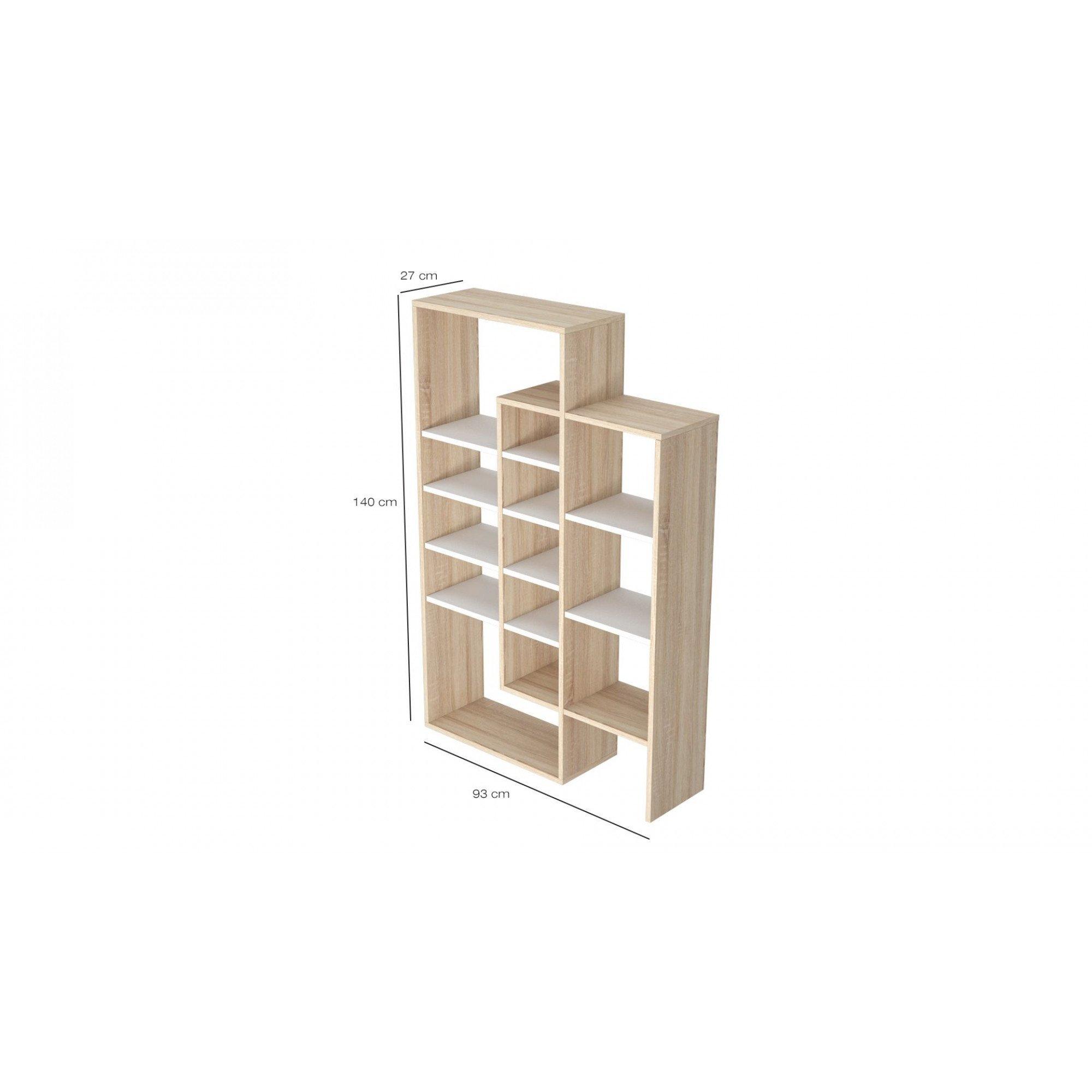 Bookcase Dalia   White & Sonoma