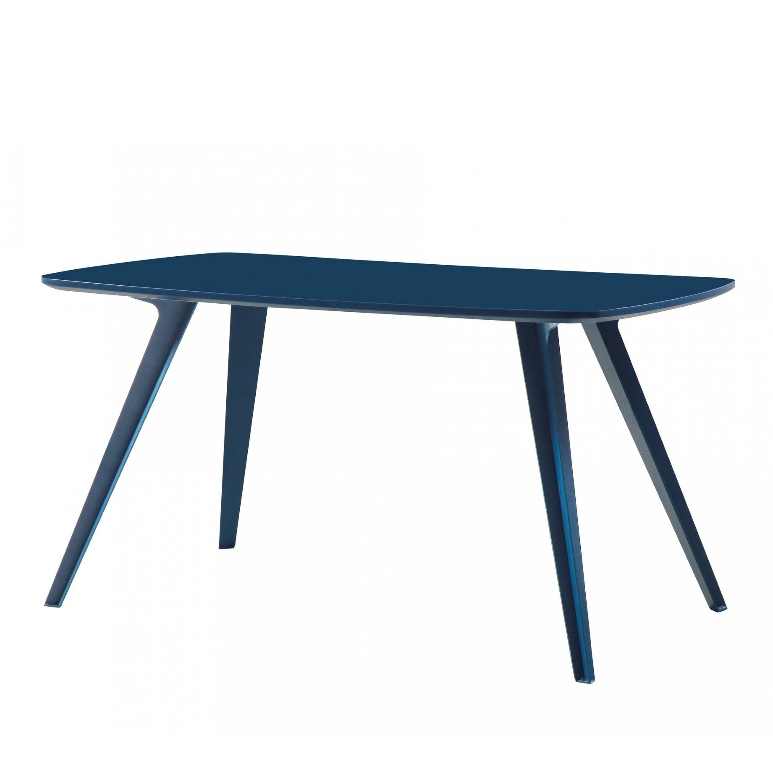 Tisch Mizar   Dunkelblau