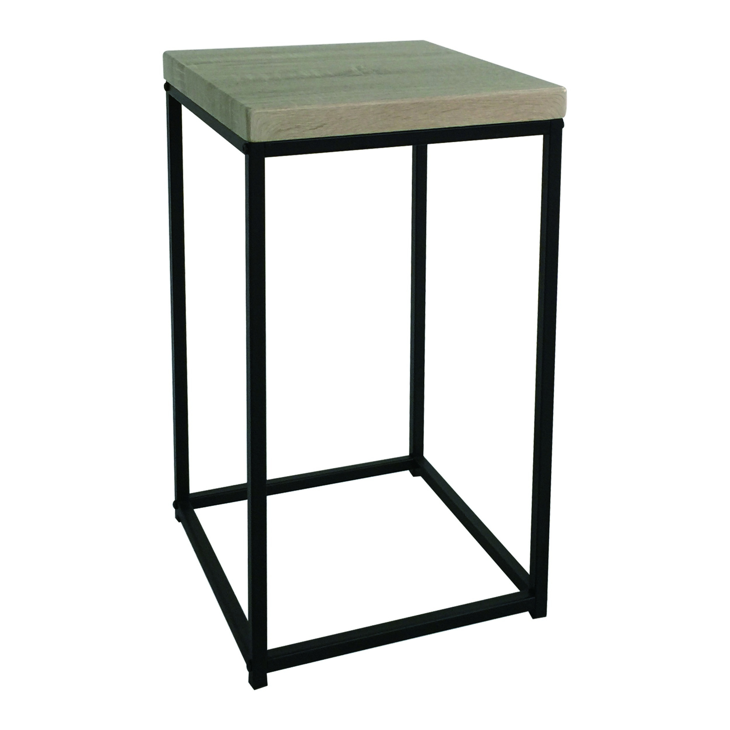 Coffee Table Pictor H 60 cm   Black, Wood
