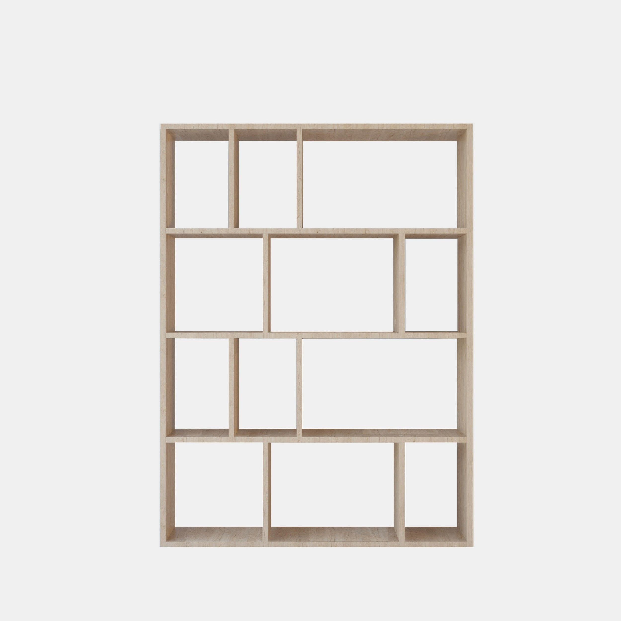 Bookcase Aidan | Wood