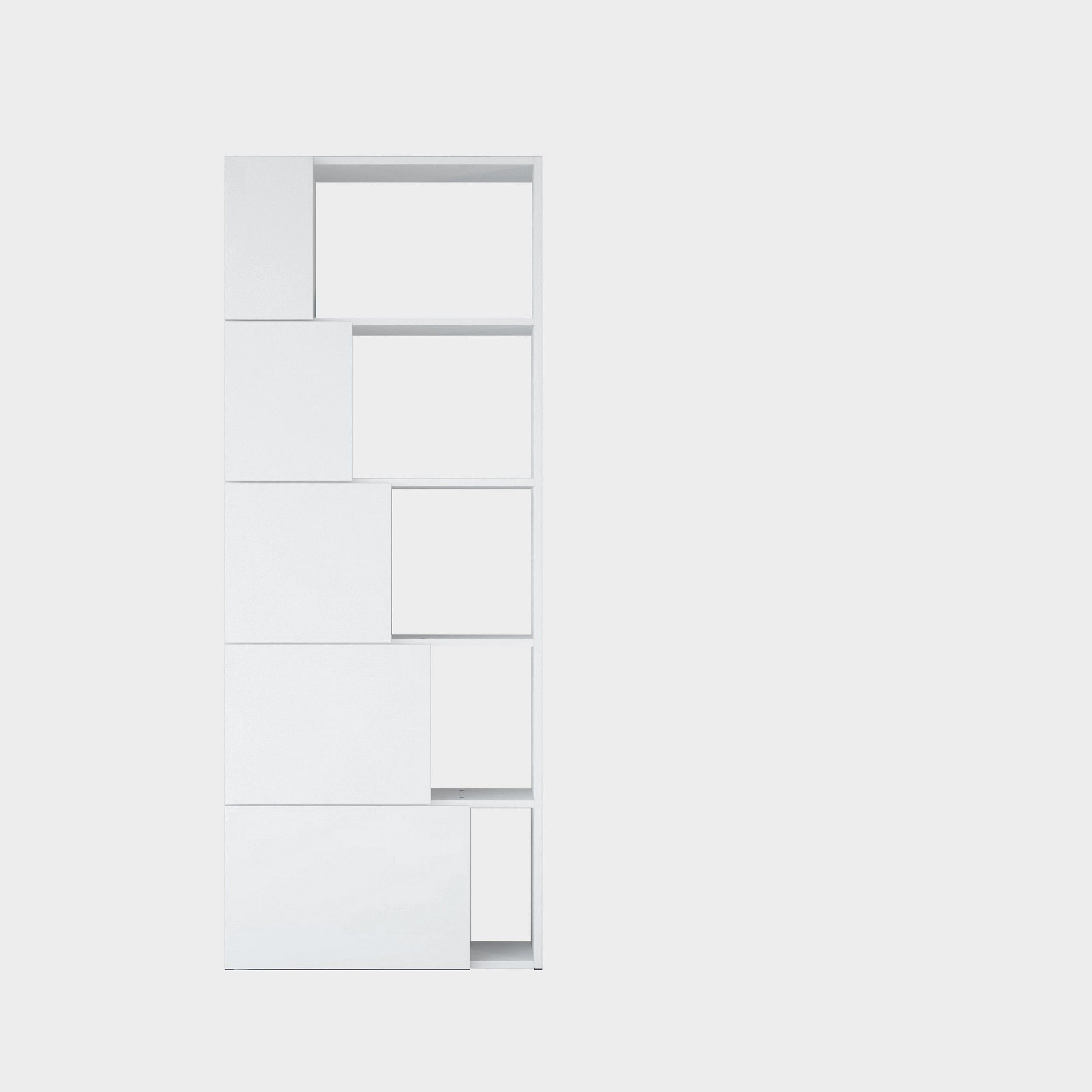 Bookshelf Skipper | White