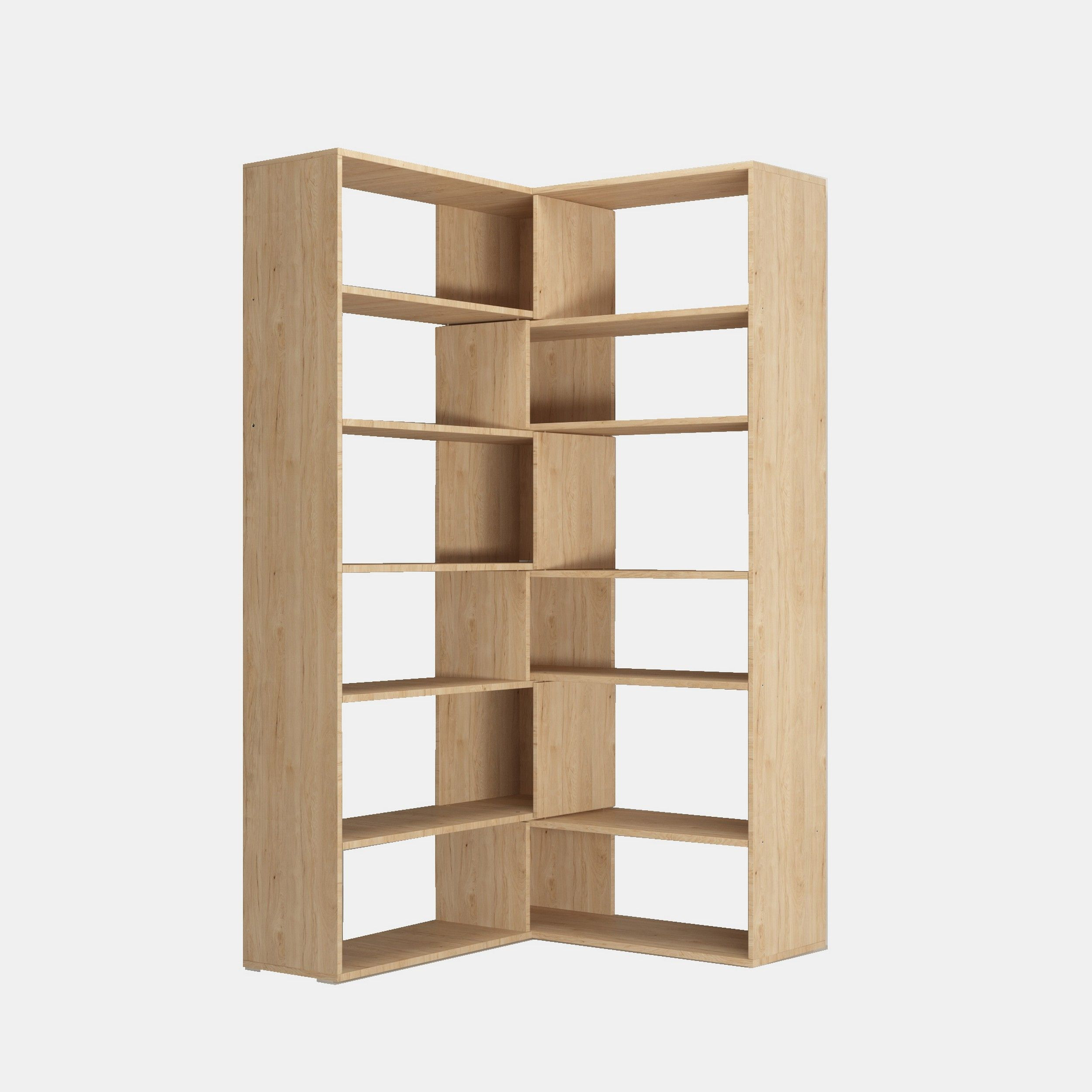 Bookcase Twin | Wood