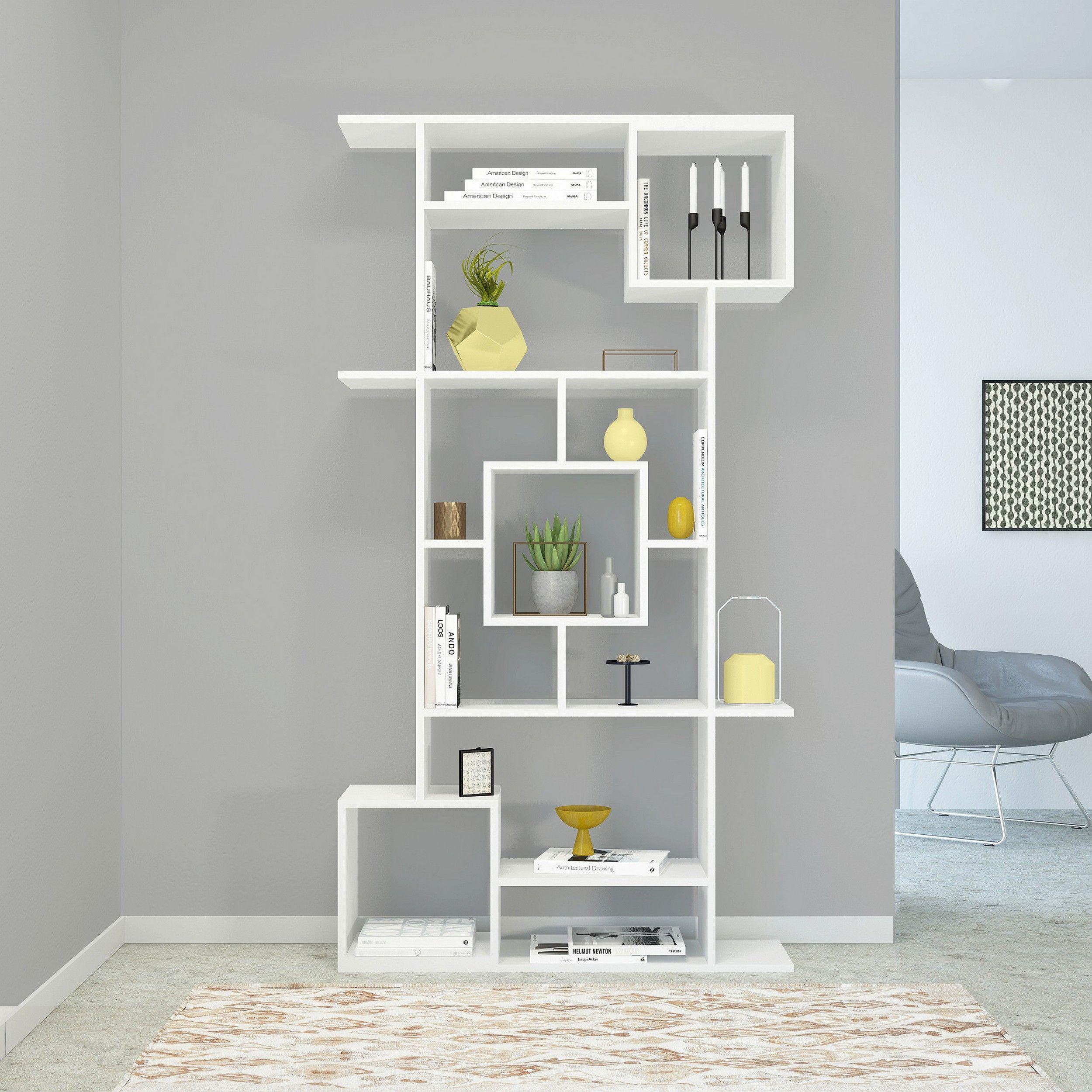 Bookcase Marie | White