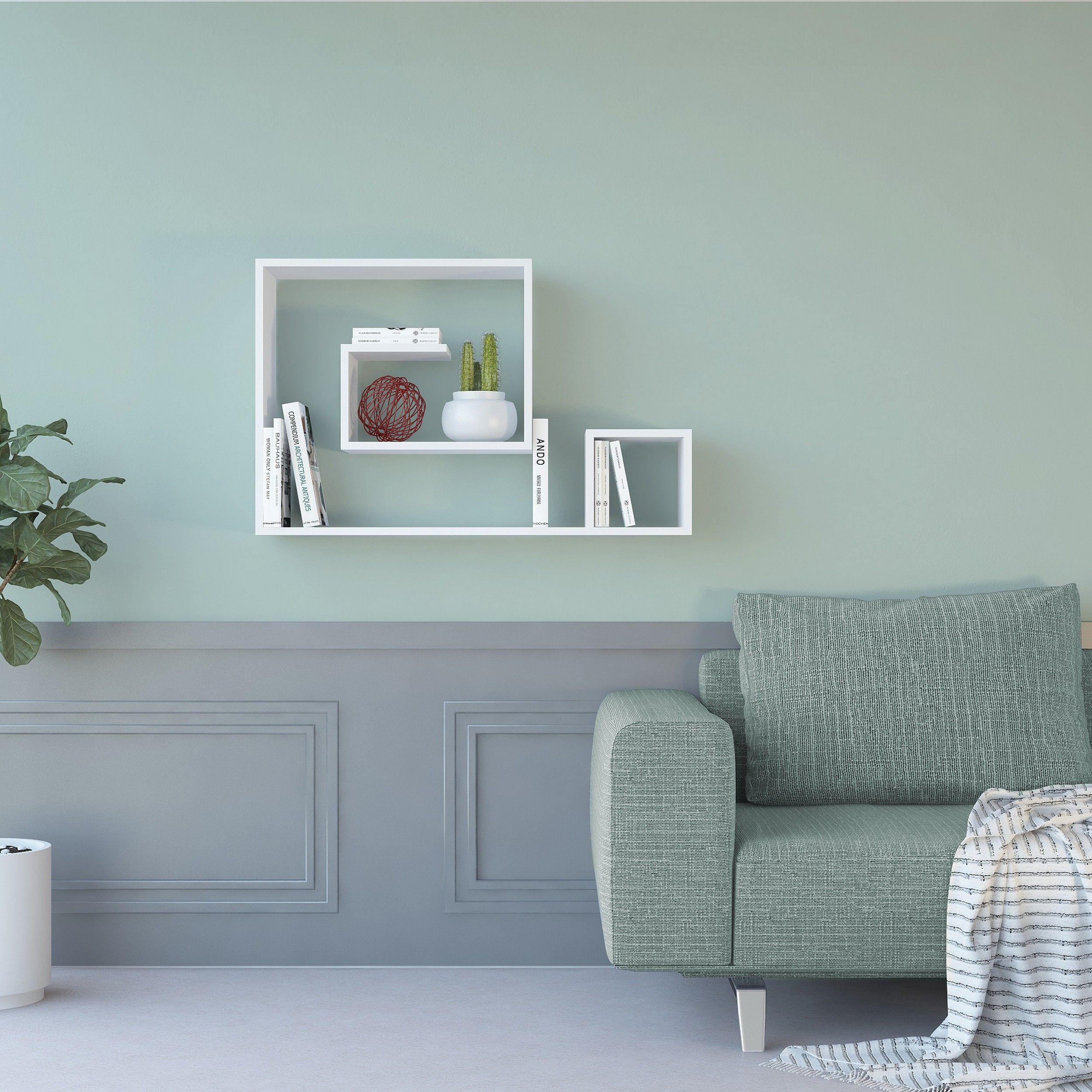Shelf Shell | White