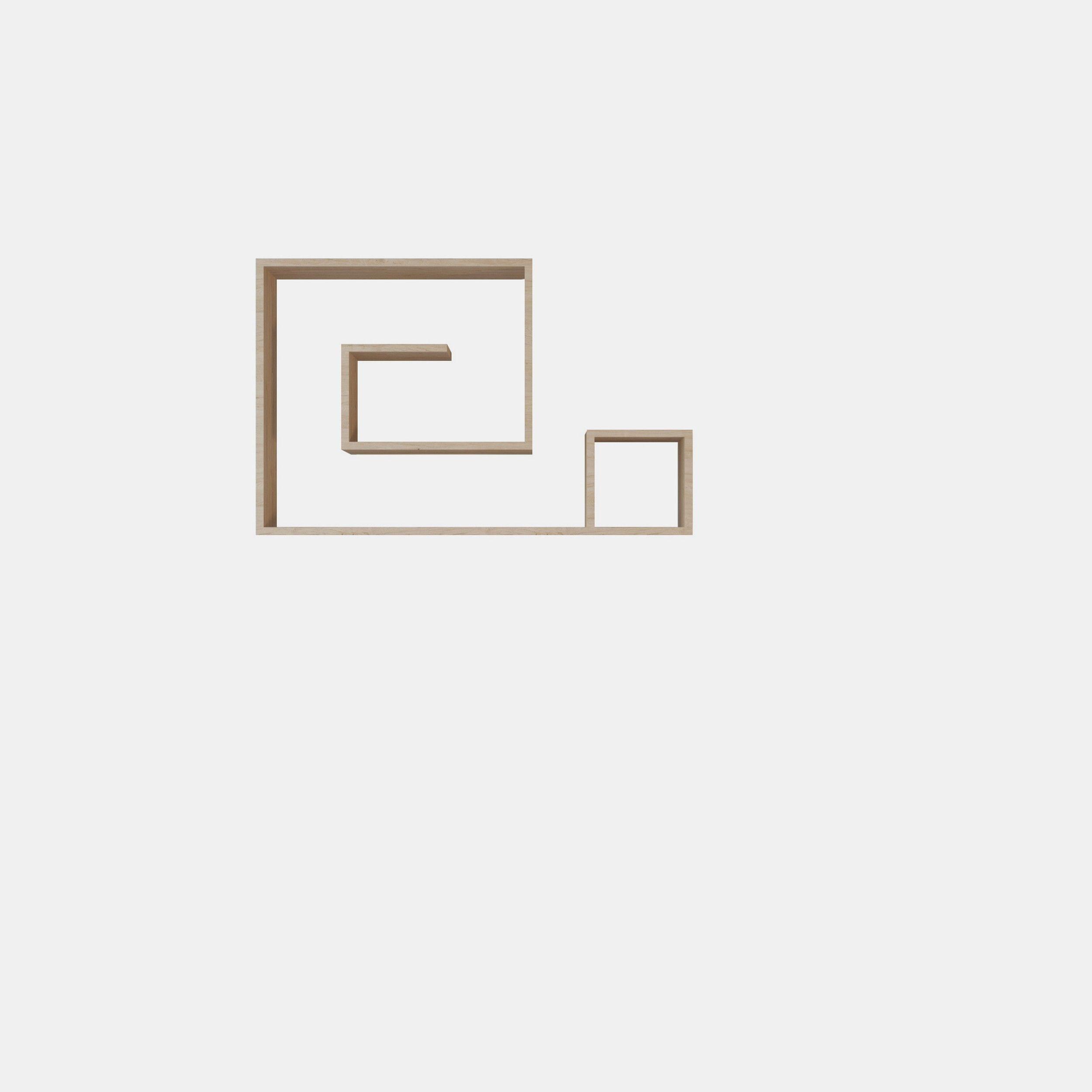 Shelf Shell | Wood