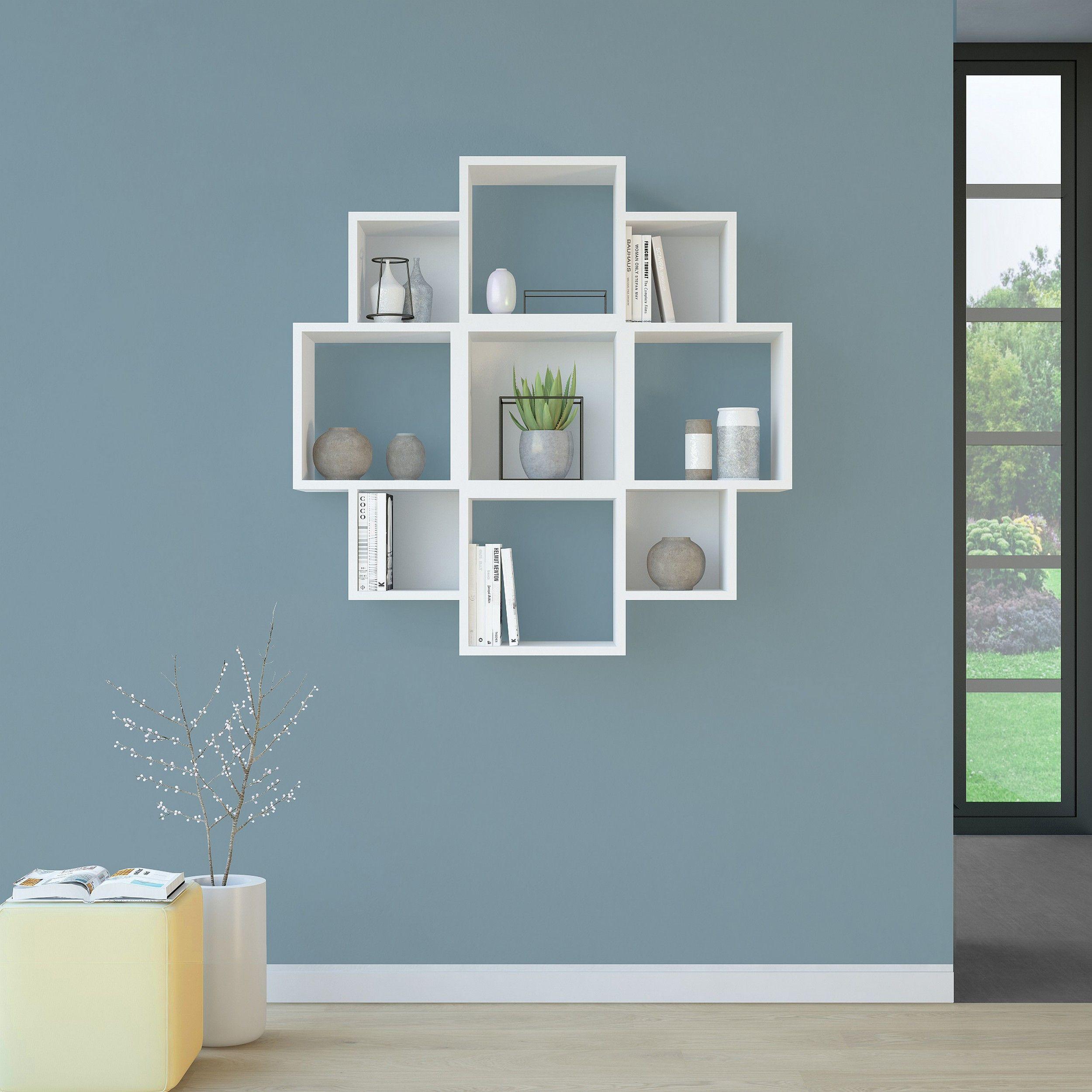 Bookshelf Iris | White