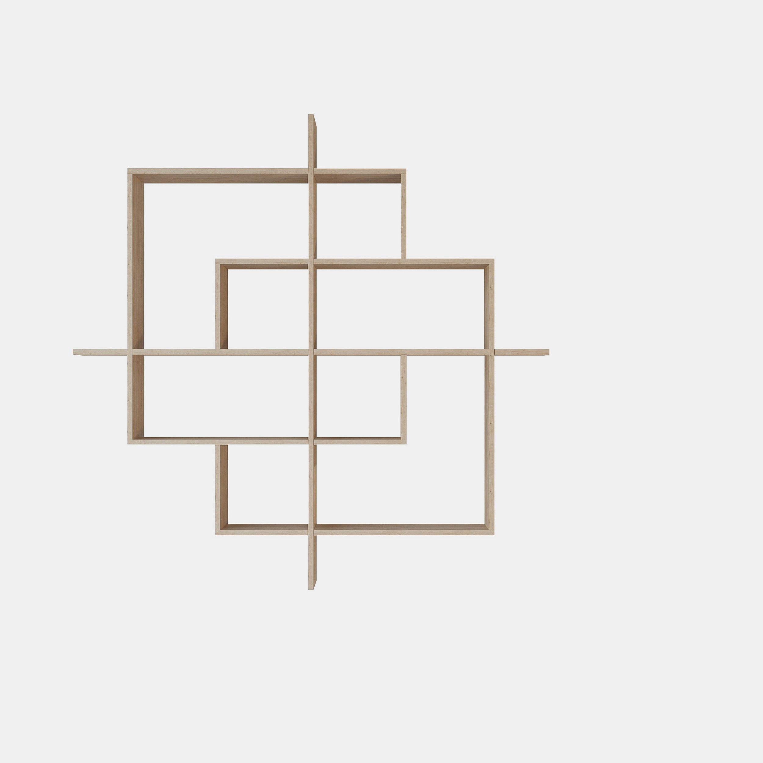 Shelf David | Wood