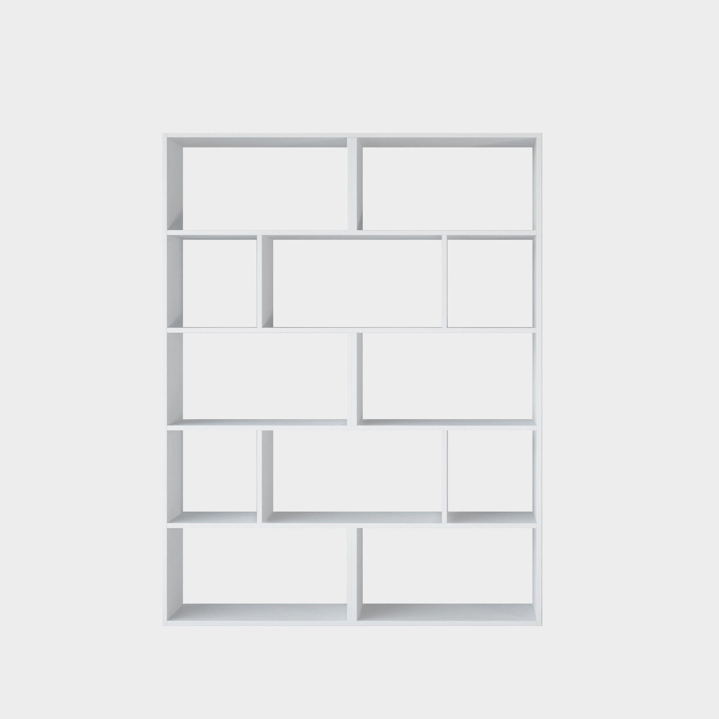 Bookshelf Scale | White