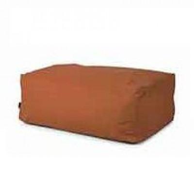 Pouf | Copper-ish