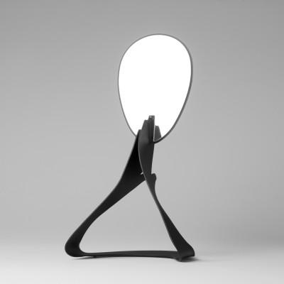 Spiegel Zen | Schwarz