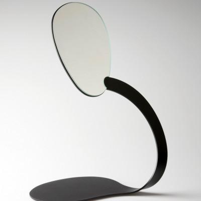 Spiegel Mute | Schwarz