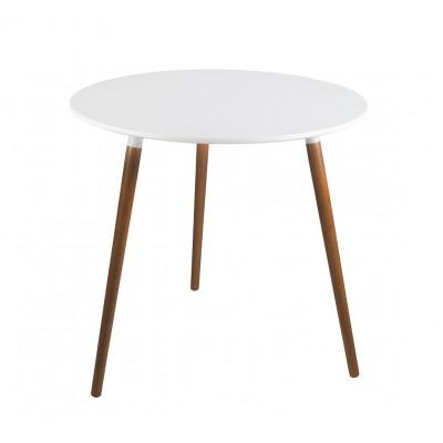 Tisch Diamant 40 cm   Weiß