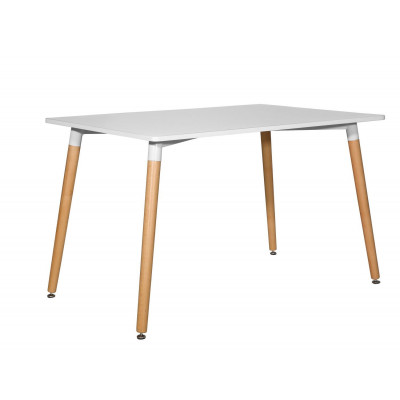 Tisch Diamant 120 cm   Weiß