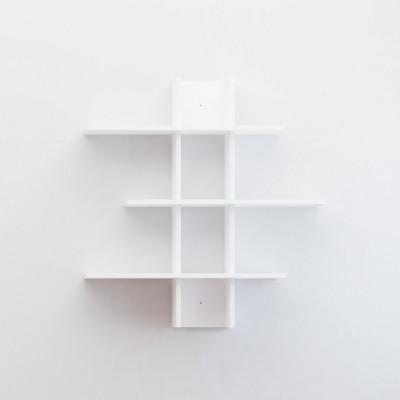 Regal Rhodos | Weiß