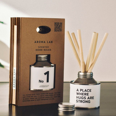 Home Fragrance 'Home Rule'  | No.1 & Forest