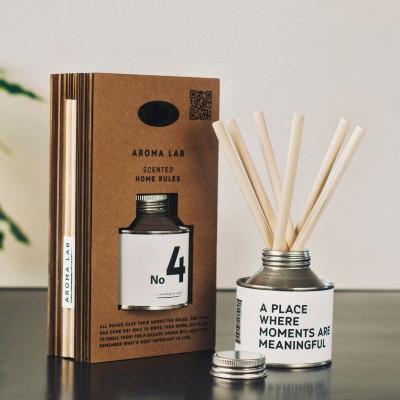 Home Fragrance 'Home Rule'  | No.4 & Honey