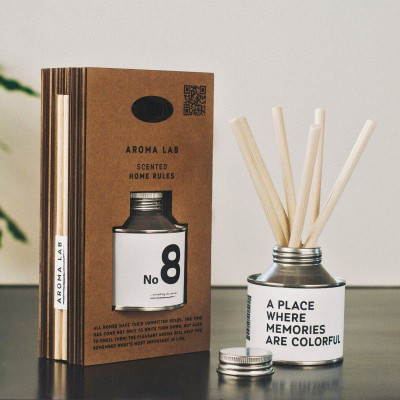 Home Fragrance 'Home Rule'  | No.8 & Berries