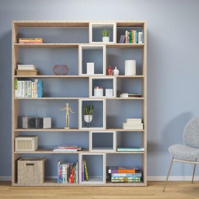 Bücherregal Sammie   Holz