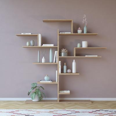 Bücherregal Baum   Holz