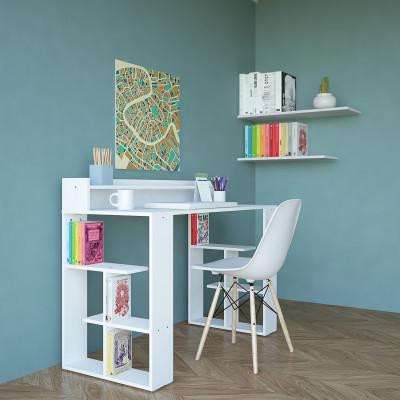 Schreibtisch-Anforderung | Weiß