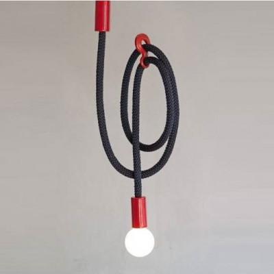 Hook Line Lampe | Blau