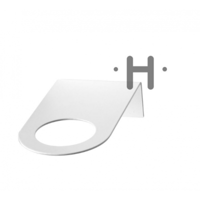 Lamp Support   White