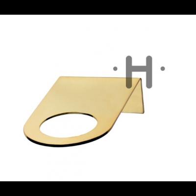 Lamp Support   Brass