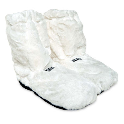Mikrowellensichere Hot Boots Deluxe   Weiß