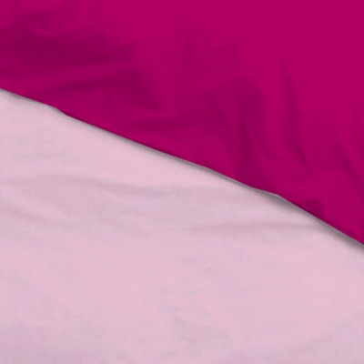 Bettbezug | Rosa auf Rosa