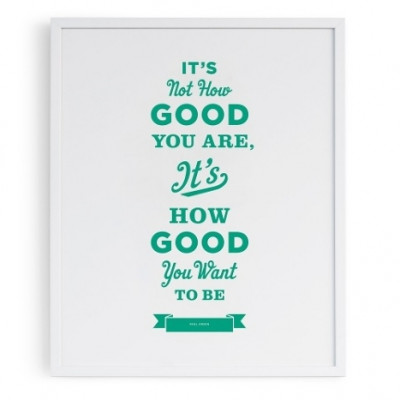 Wie gut du bist Poster