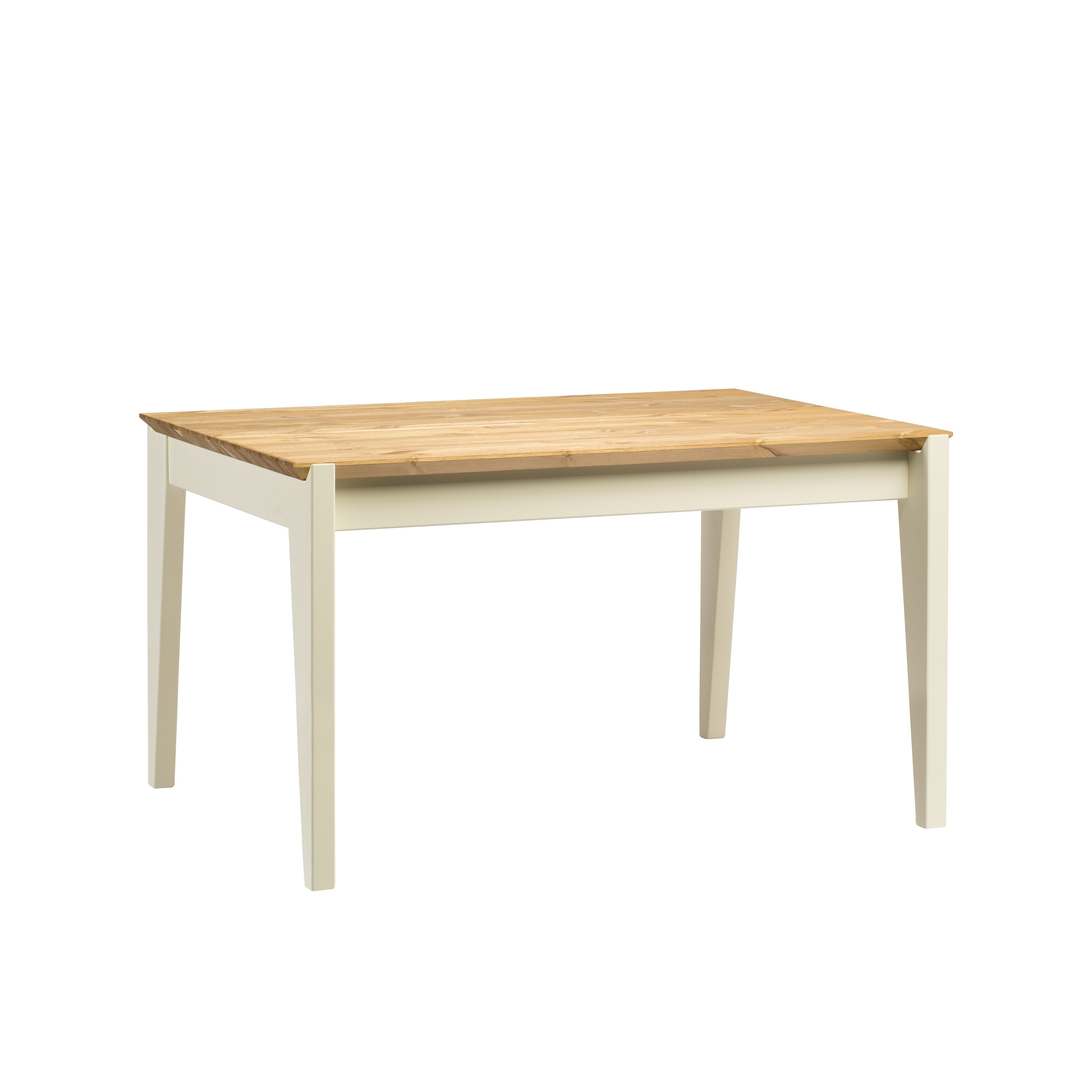 Hook Table 130   Warmes Weiß