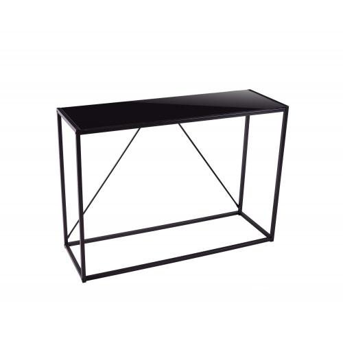 Coffee Table Lynx H 85 cm | Black, Metal