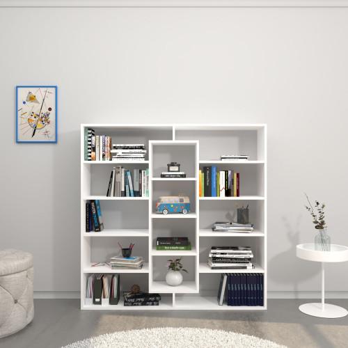 Bookcase Dalia | White