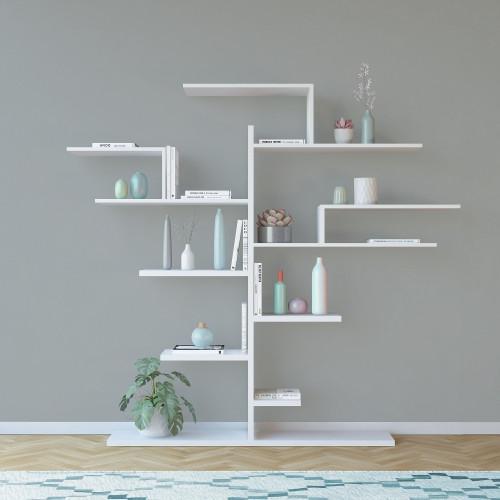 Bookcase Tree | White