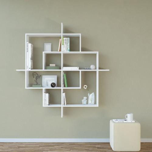 Shelf David | White