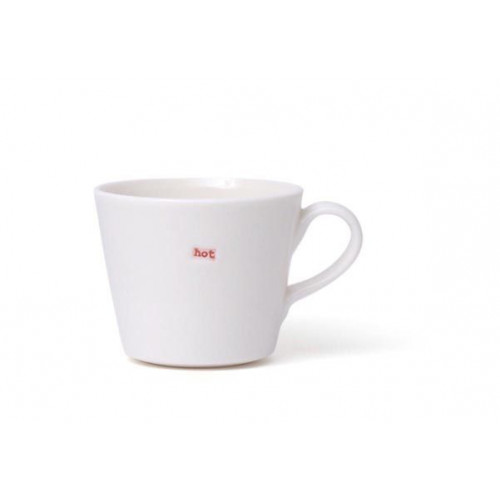 """Set of 2 Expresso Cups """"Hot"""""""
