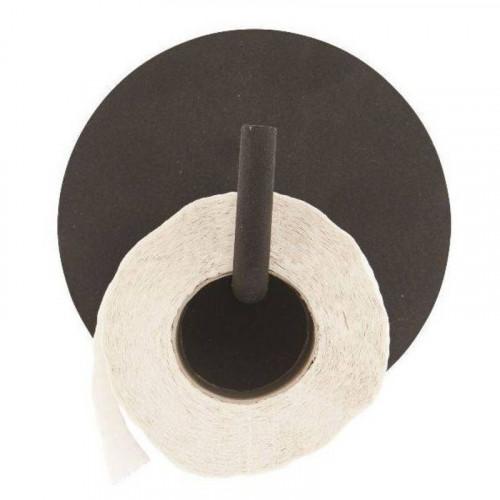 Porte Papier-toillette | Noir