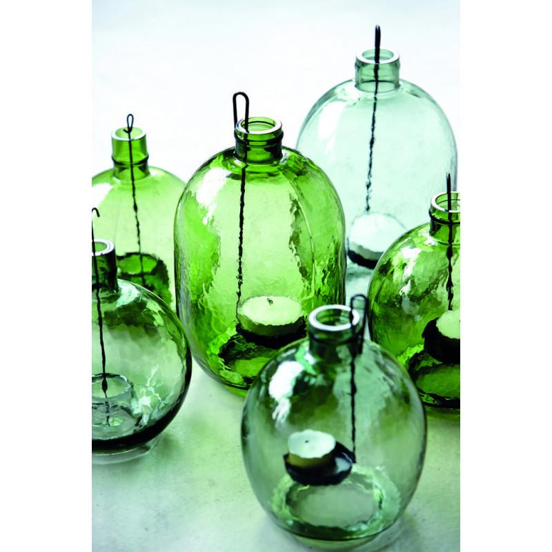 Bottle for Tea Light | Set of 2