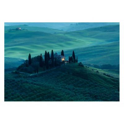 Dawn Toscana Kunstfotografie