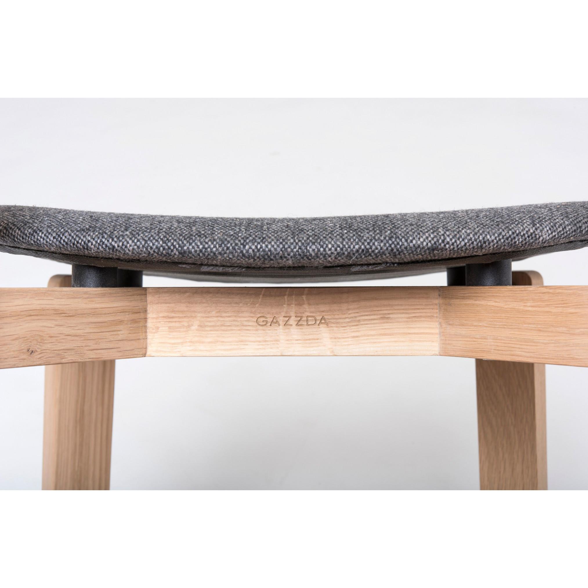 Chair Nora | White Oil / Fabric
