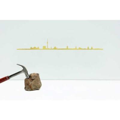 Wanddekoration Berlin | Gold