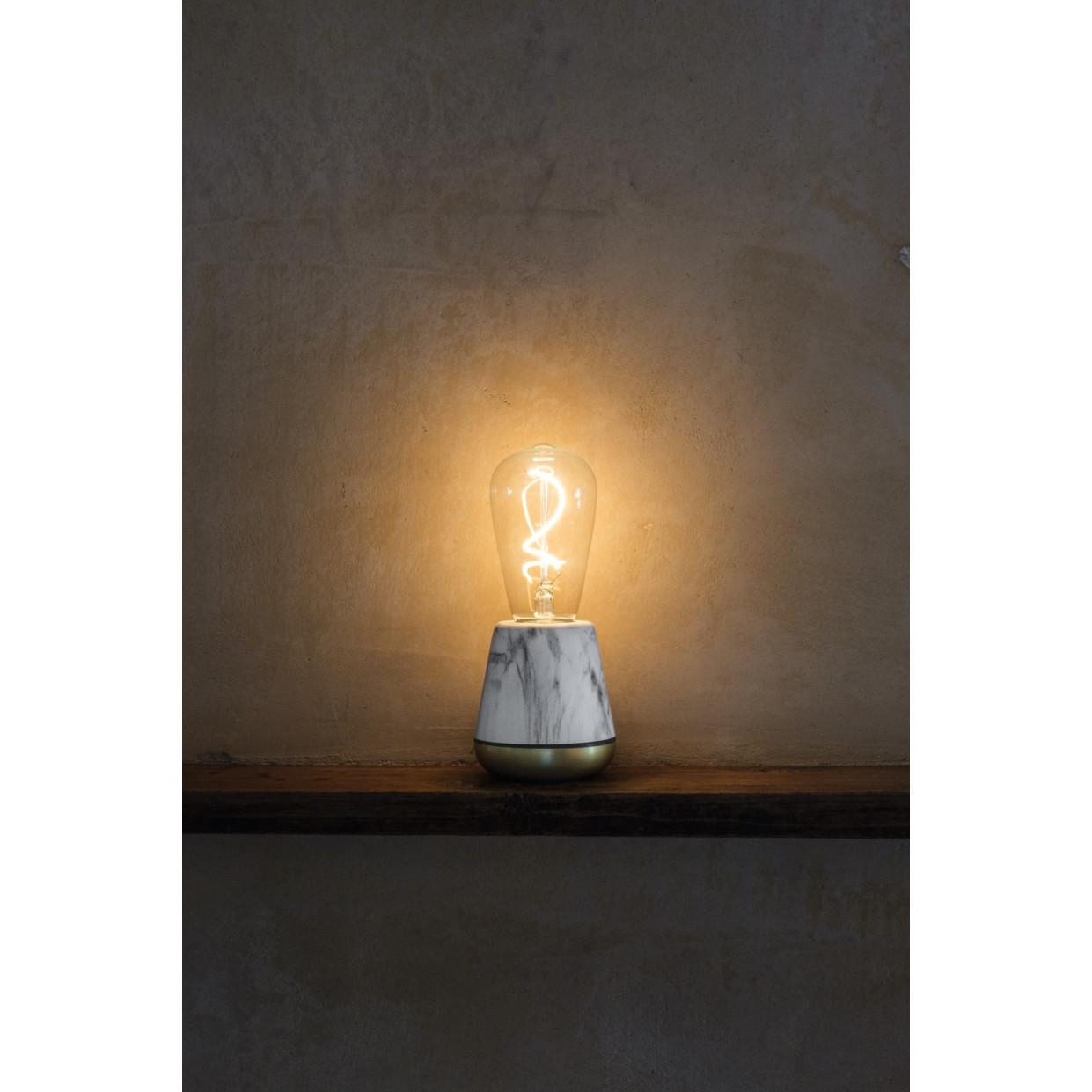 Glühbirne ST64 Swirl