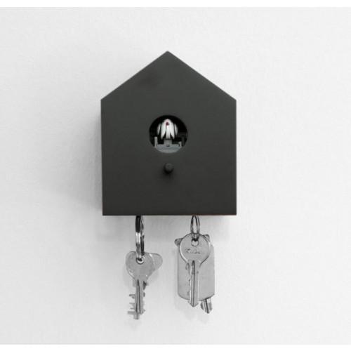 Kuckucksuhr | Schwarz