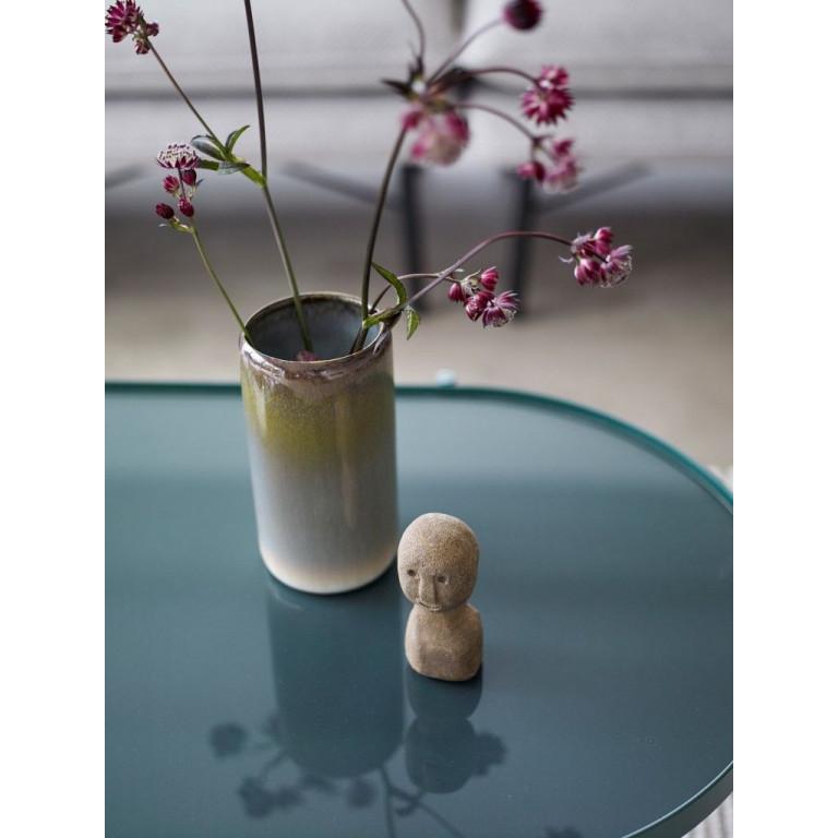 Tisch  in Glas | Grün