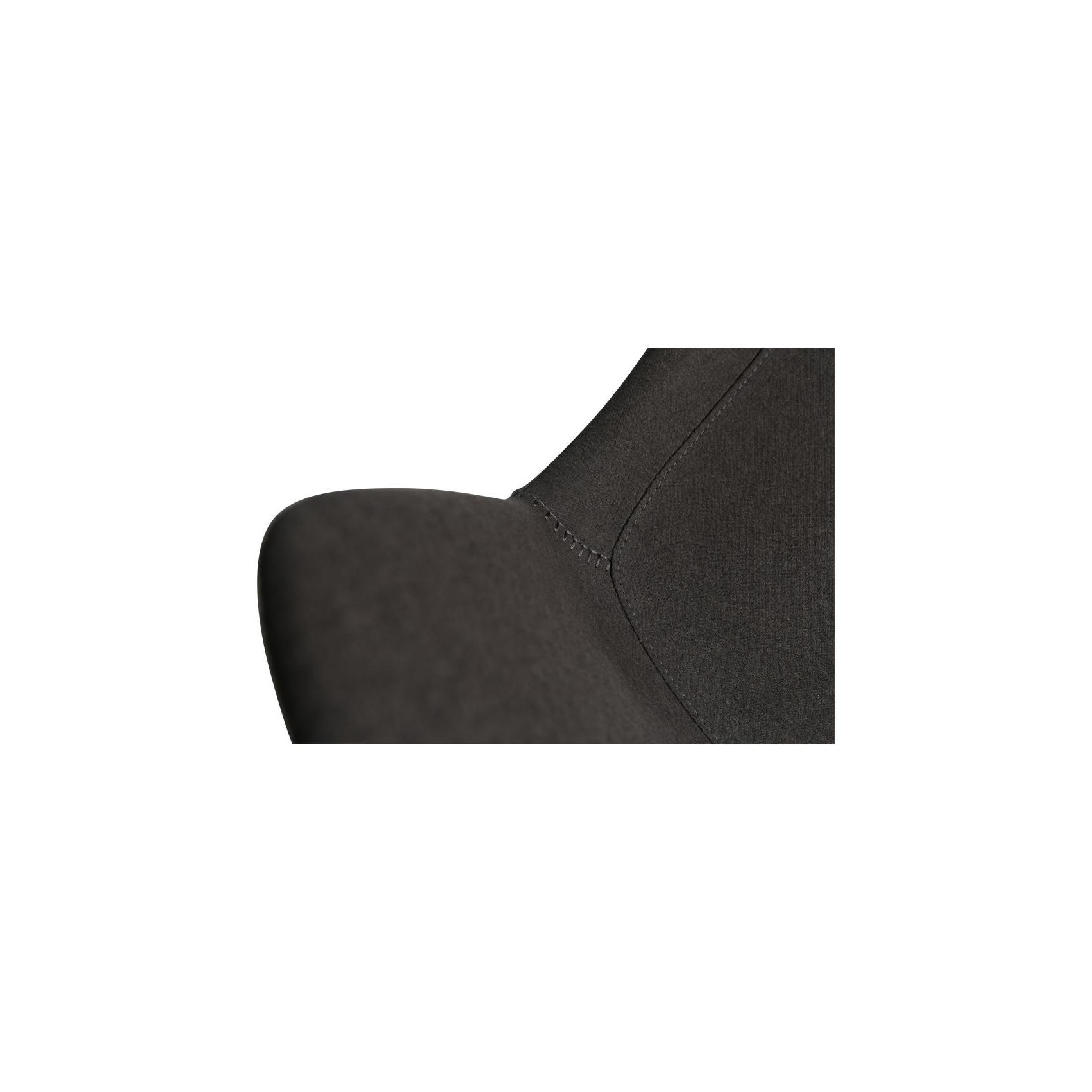 Barhocker-Hype Samt | Schwarz
